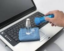 Saiba como limpar o teclado do notebook?